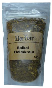 Baikal Helmkraut, getrocknete Wurzel, 100g, gegen Viren, Bakterien, Pilze, Erkältung, senkt Zuckerspiegel, Blutdruck, bei Ekzem, Hautunreinheiten, Allergie, beugt Arteriosklerose vor