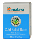 Himalaya balm, 50ml for colds, runny nose, headaches, sinus infections, with essential oils