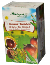 Herbal mixture for hemorrhoids
