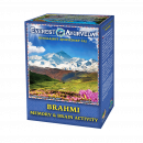 Brahmi, 100g, Ayurvedic herbal mixture for memory and brain performance, relaxes the blood vessels, increases blood flow, reduces stress