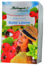 Good mood tea - strengthens and equal tension with whitethorn, melissa, nettle, guarana, ginger, 20 tea bags x 2g, 40g