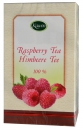 Raspberry tea - from pure raspberries, with valuable bioactive ingredients, antioxidant, for colds, tea bags with 3g raspberries for rich tea, 20 x 3g, 60g