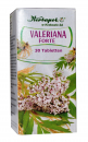 Valerian root, 30 tablets during restlessness, sleep disturbances, nervous gastrointestinal disturbances